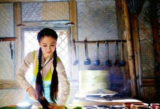 驚嘆:宋代職業廚娘的待遇,現代人未必趕得上