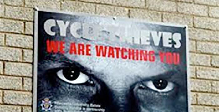 為什麼「大眼睛」可以震懾偷車賊?