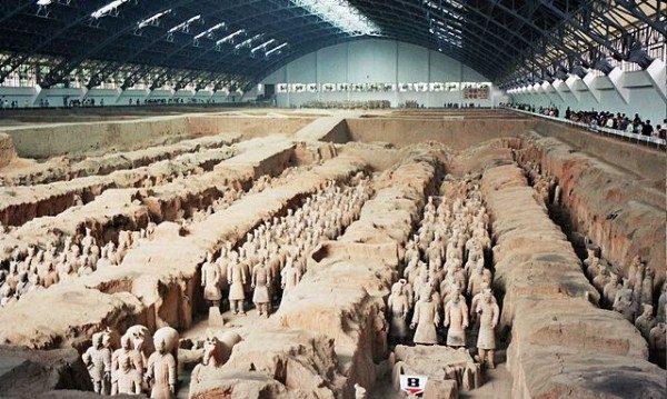 至今仍震驚世界-秦始皇的5個奇蹟工程