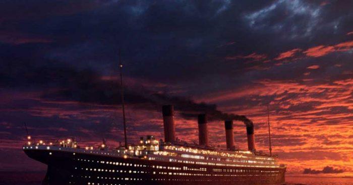 泰坦尼克号那些鲜 为人知的故事