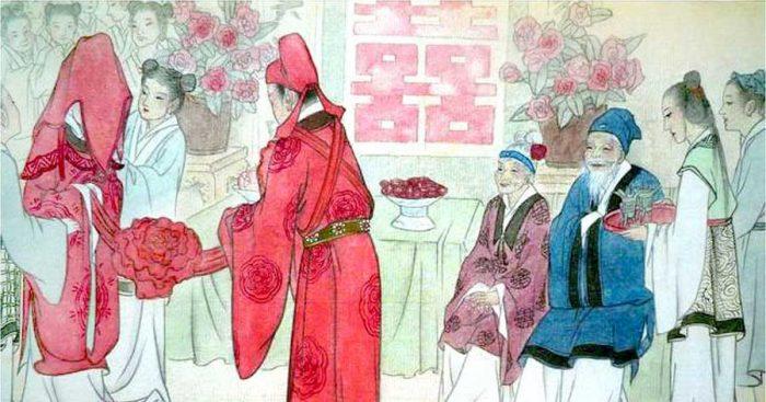 从古代故事中领悟婚姻的真谛