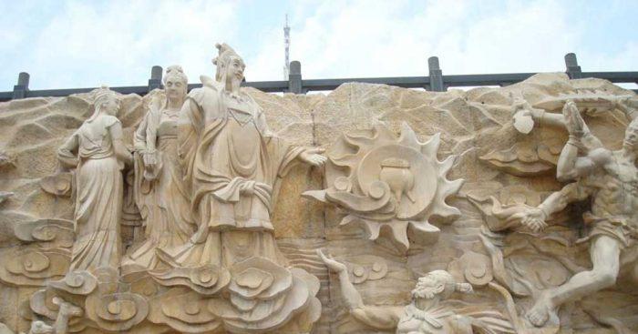 中華文明溯源故事:大禹治水